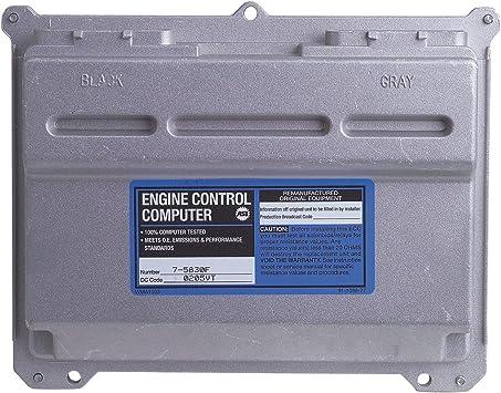 Cardone 77-5830F Remanufactured General Motors Computer A1  77-5830F