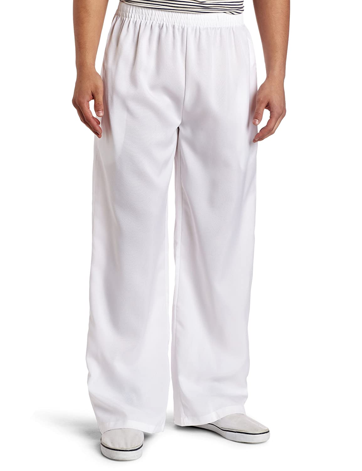 Dreamgirl Men's Elastic Waist Basic Pant Dreamgirl Costumes 6379