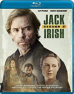 Jack Irish: Season 2 [Blu-ray]