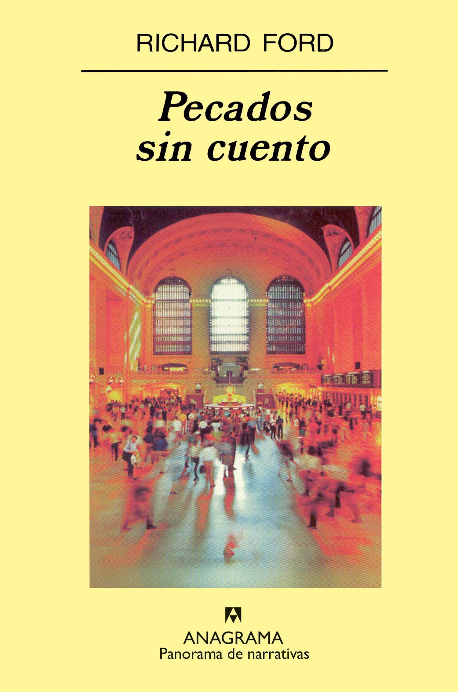 Pecados sin cuento (Panorama de narrativas): Amazon.es: Ford, Richard, Damián Alou: Libros