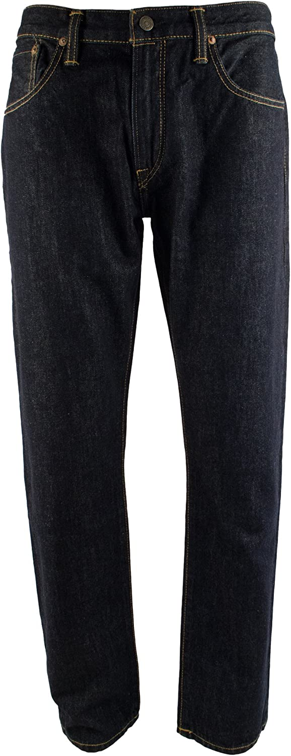 Polo Ralph Lauren Men's Big and Tall Hampton Straight Fit Jeans