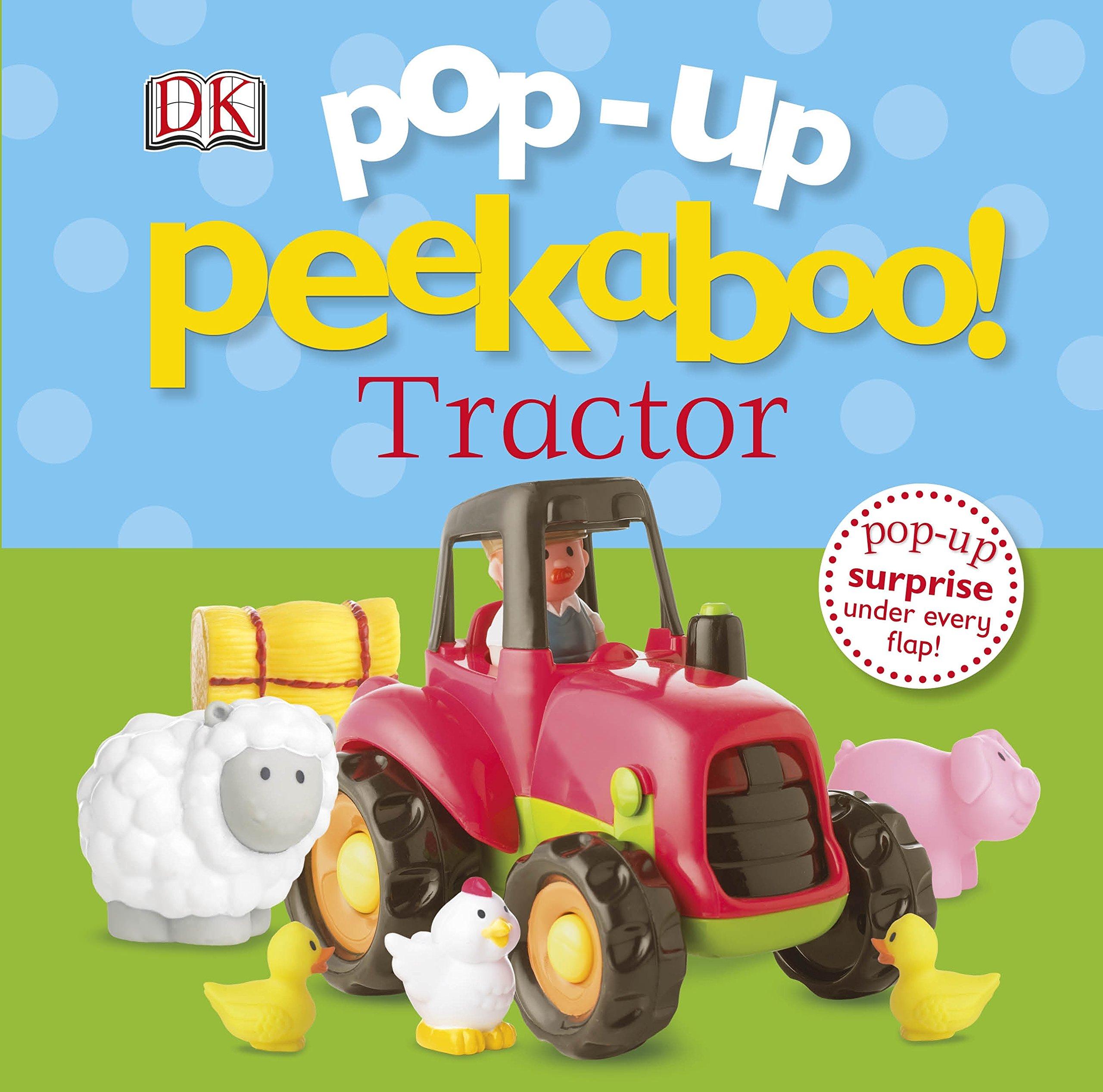 Pop-Up Peekaboo! Tractor pdf