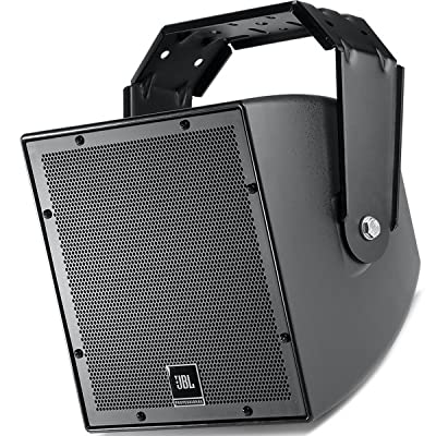 """JBL Professional AWC82-BK All-Weather Compact 2-Way Coaxial Loudspeaker with 8"""" LF, Black (AWC82-BK): Home Audio & Theater"""