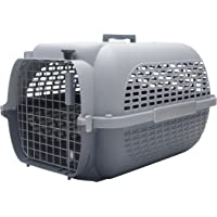Dogit Voyager Pet Carrier, L.Grey/D.Grey, Large