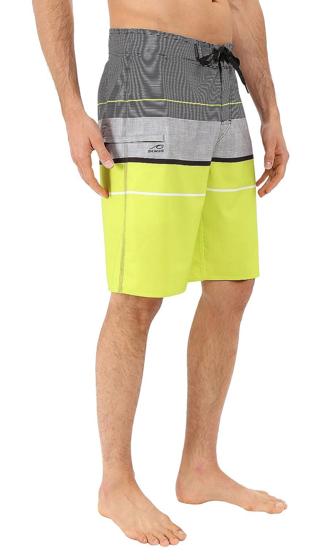 Silwave Mens Navigator High Performance Board Shorts