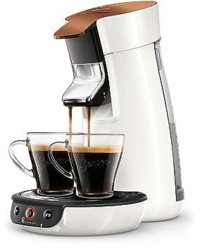 Senseo Viva Café HD6569/00 - Cafetera (Independiente, Máquina de café en cápsulas