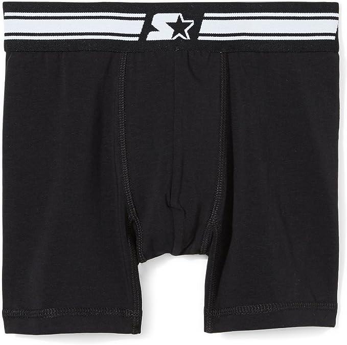 5 Pack X Shop Cotton Stretch Boys Boxer Briefs