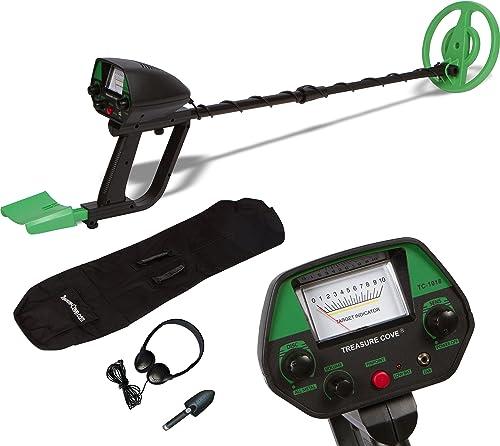 IZERUO High Sensitivity GC-2007 Pinpointing Metal Detector Handheld Metal Pinpointer Gold Hunter Static Alarm