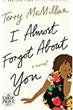 I Almost Forgot about You (Random House Large Print)