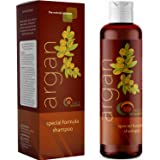 Argan Oil Color Safe Shampoo for Beautiful Hair Natural Hair Care with Jojoba Avocado Almond Peach Kernel Camellia Seed…