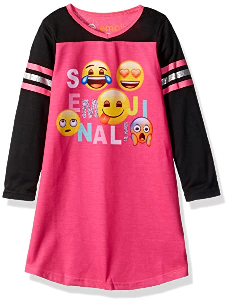 EMOJI Toddler Girls' L23819, Multi, 2T