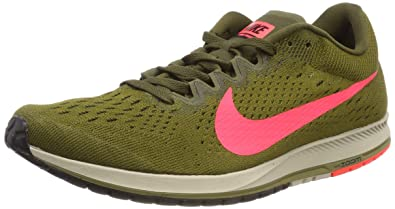 promo code 755b0 daa60 Nike Zoom Streak 6, Chaussures de Running Compétition Mixte Adulte,  Multicolore Flak Flash