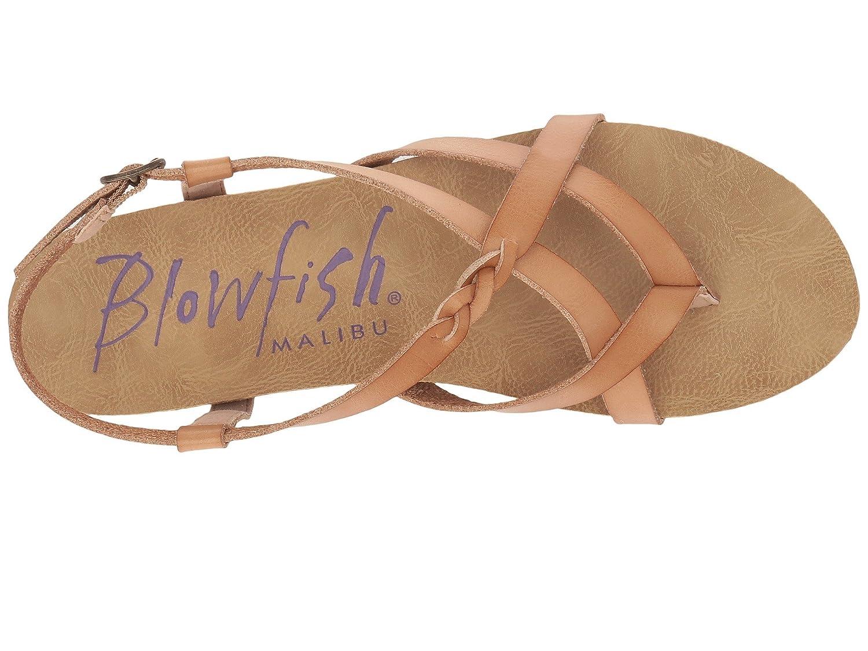 Blowfish Women's Granola Fisherman Sandal B07FJMQQS2 37-38 M EU Dyecut. / 7 B(M) US|Nude Dyecut. EU 8ed466