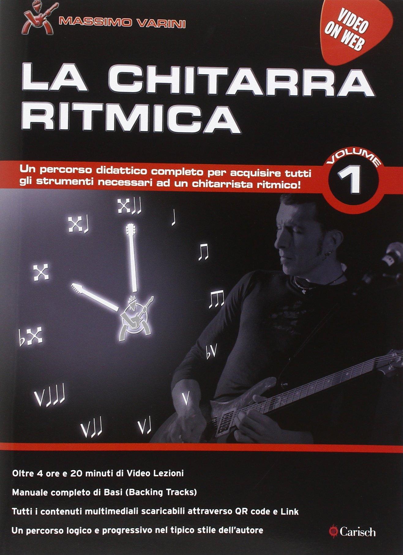 la chitarra ritmica massimo varini