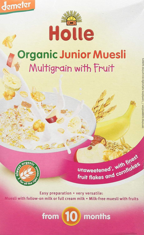 Holle Muesli Multicereales Con Fruta +10 Mese 250 g: Amazon.es: Alimentación y bebidas