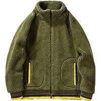 Vcansion Casual Sherpa Oversized Jackets Winter Women's Outwear