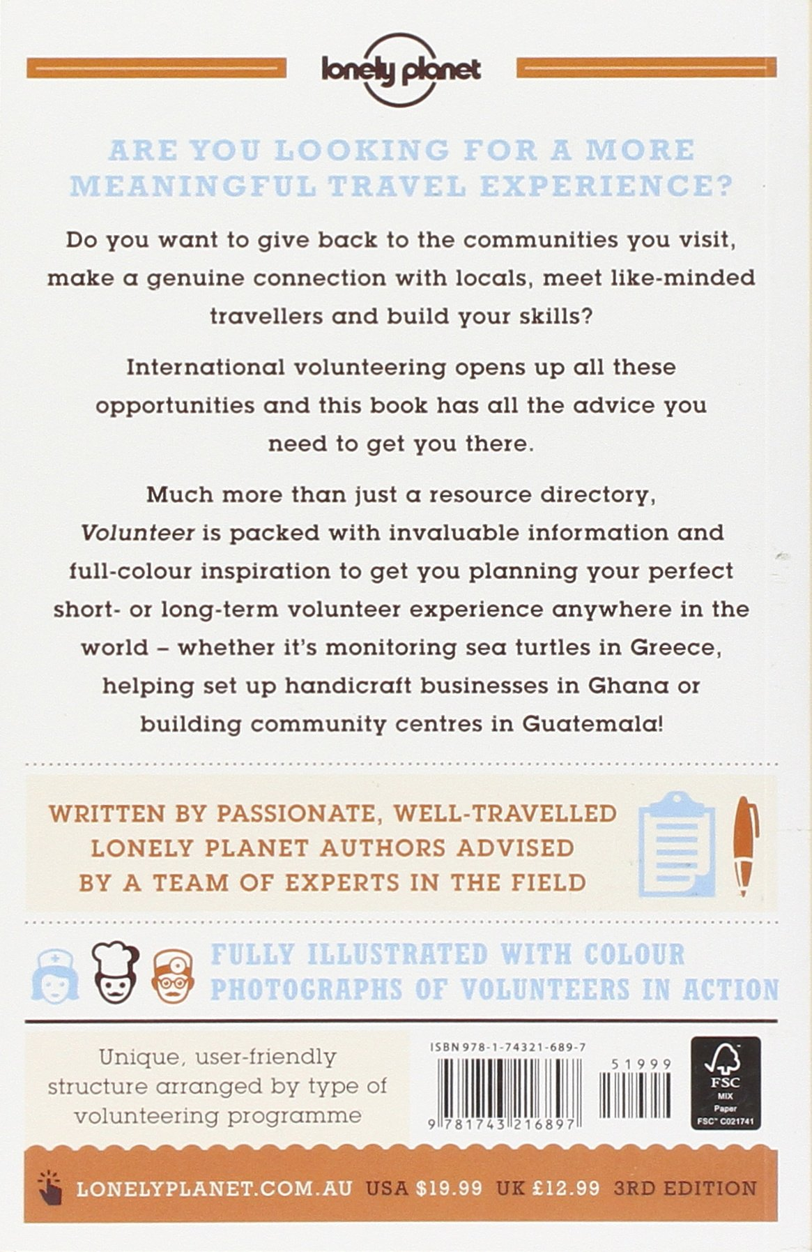 Volunteer book: how to get a document