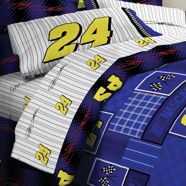 Springs Jeff Gordon Pillowcase - Jeff Gordon One Size