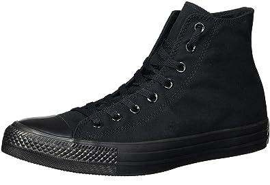 converse all star all black