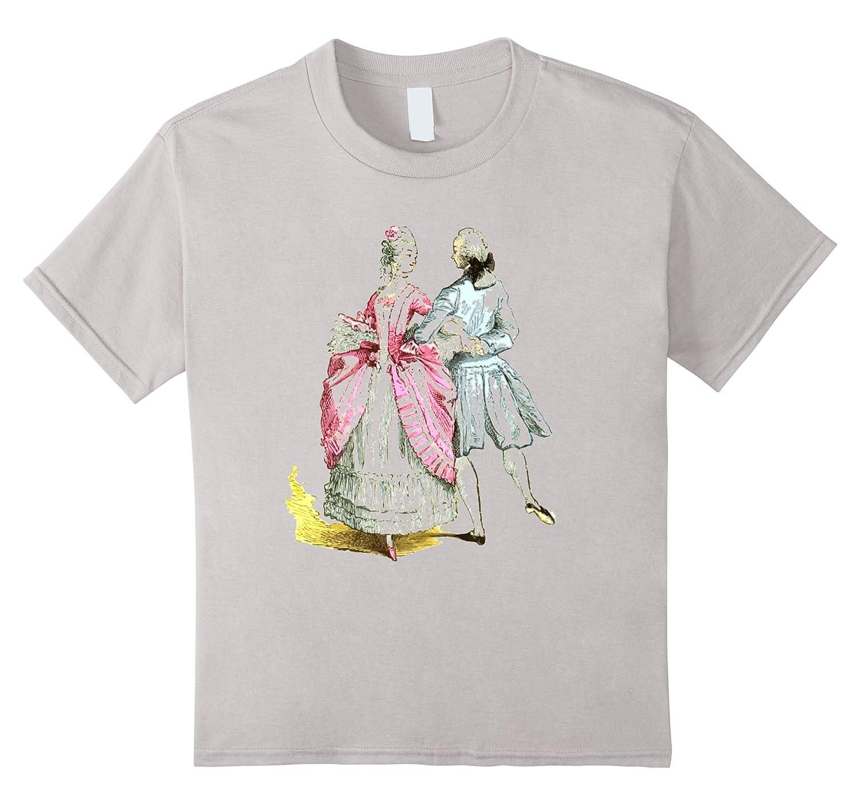 French Vintage Clothes Dancing Ballroom-Awarplus