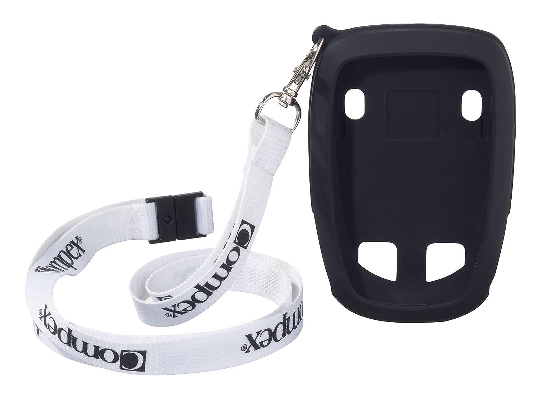 Talla Standard Compex Funda Protectora Lanyard Wireless Negro