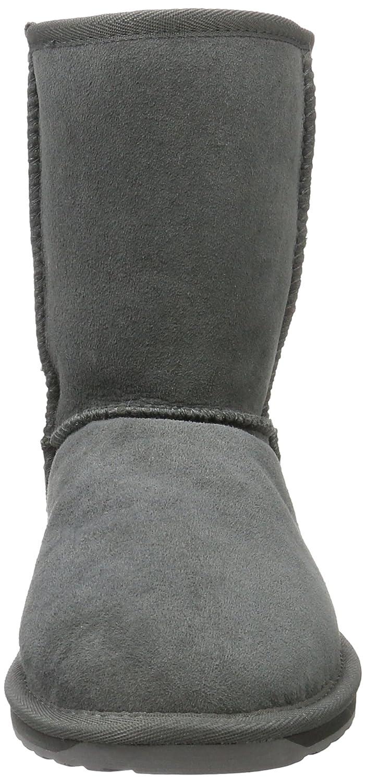 Emu 37 Stinger Lo, Damen Schlupfstiefel, Grau (Charcoal), 37 Emu EU f57c31