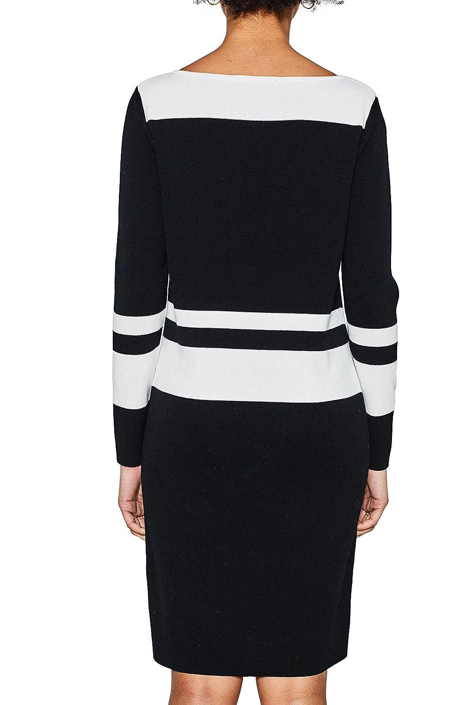 ESPRIT Collection Damen Kleid 018EO1E001