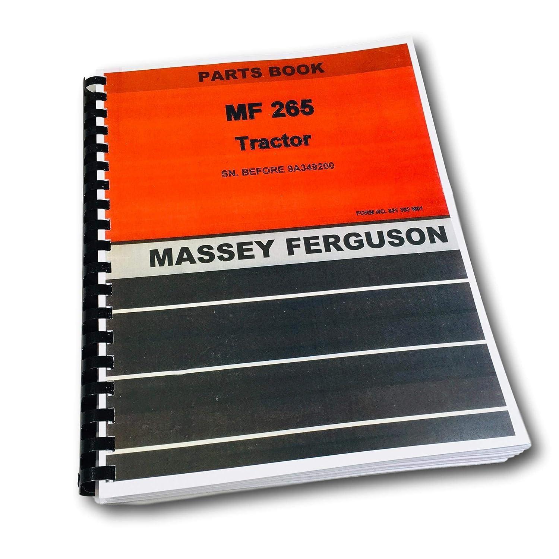 Massey Ferguson 165 Alternator Wiring Diagram