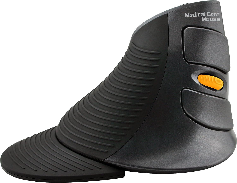 Elephant 2.4G Blue-Sensor Wireless Medical Care Mouse.