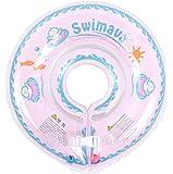 スイマーバ Swimava 【日本正規品】うきわ首リング (ピンク) SW120PK