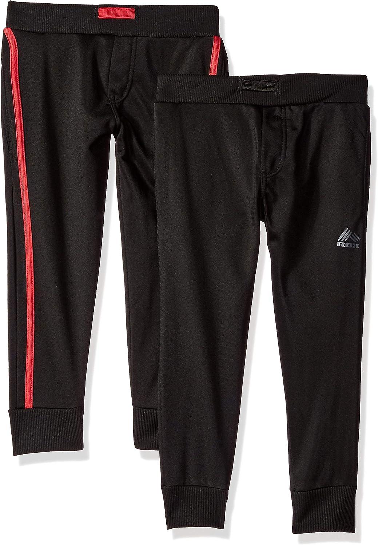 RBX Boys Little 2 Pack Tricot Pants