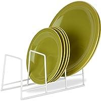 Honey-Can-Do BTS-06607estante de Hierro Plegable, PlateadoIndependiente Acero Locker Estante Plegable, Plata, 27,94 cm Largo x 22,86 cm Anchox 33.02 DE Alto