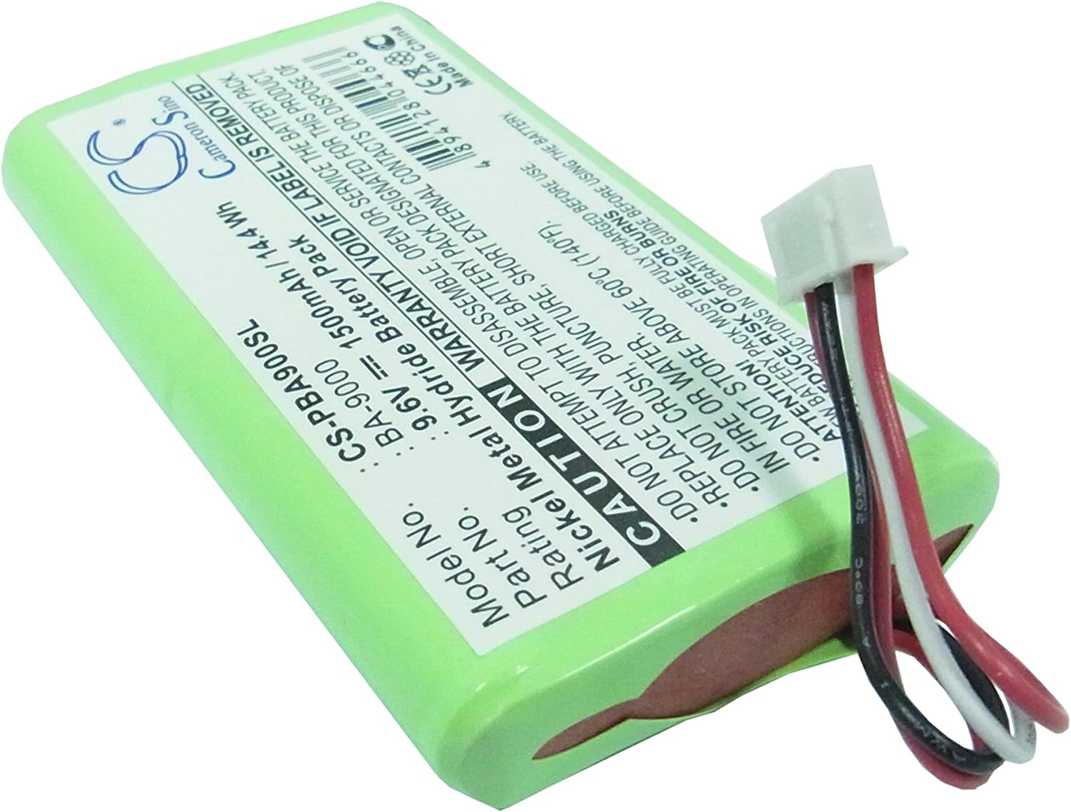 PT-9600 Replacement Battery for Brother PT9600