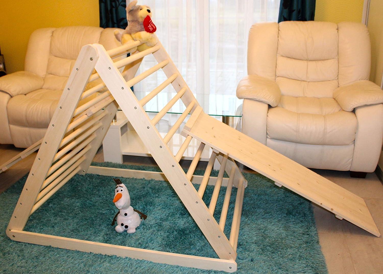 Kletterdreieck Holz : Wunschkind herzkind nervkind das kletterdreieck ein