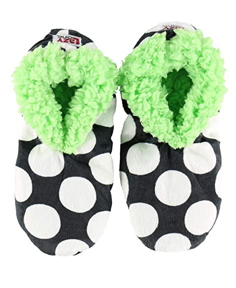 Soft Comfy Women/'s Slippers Non Slip Don/'t Moose with Me FUZZY FEET Warm
