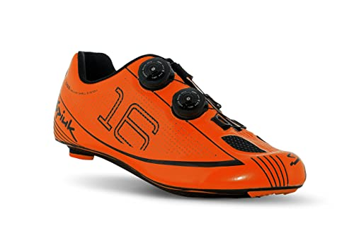 Spiuk 16Rc Road C Zapatillas, Unisex Adulto, Naranja/Negro, 45: Amazon.es: Zapatos y complementos