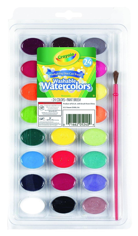 Crayola Paleta de colores