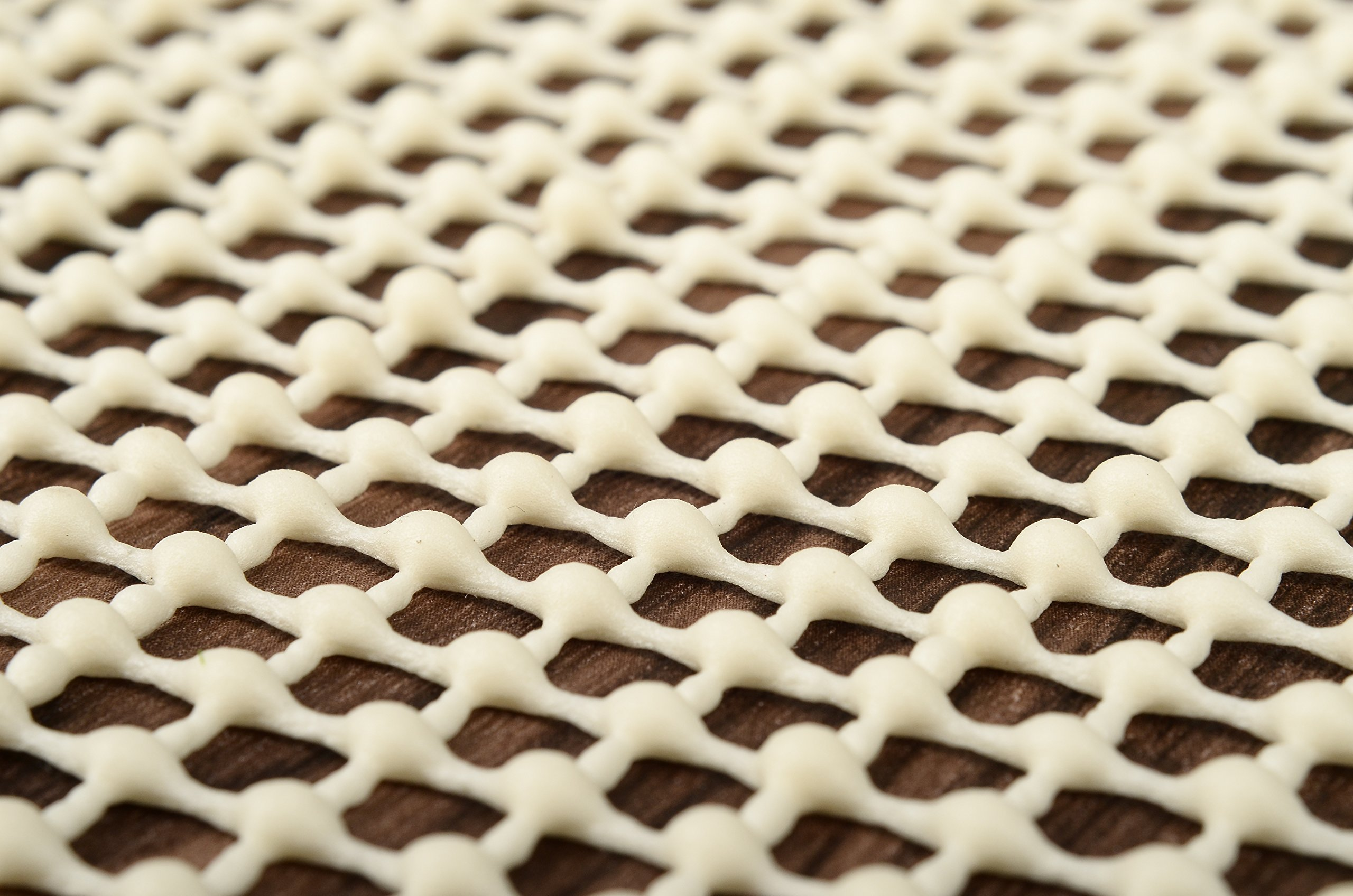 Abahub Anti Slip Rug Pad 8' x 10' for Under Area Rugs Carpets Runners Doormats on Wood Hardwood Floors, Non Slip, Washable Padding Grips by ABAHUB (Image #5)
