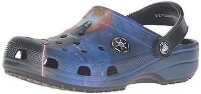 crocs Unisex-Erwachsene Clscdrthvadrclg Clogs, Mehrfarbig (Multi), 36/37 EU