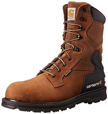 1f08a50e401 Carhartt Men's CMW8100 8 Work Boot