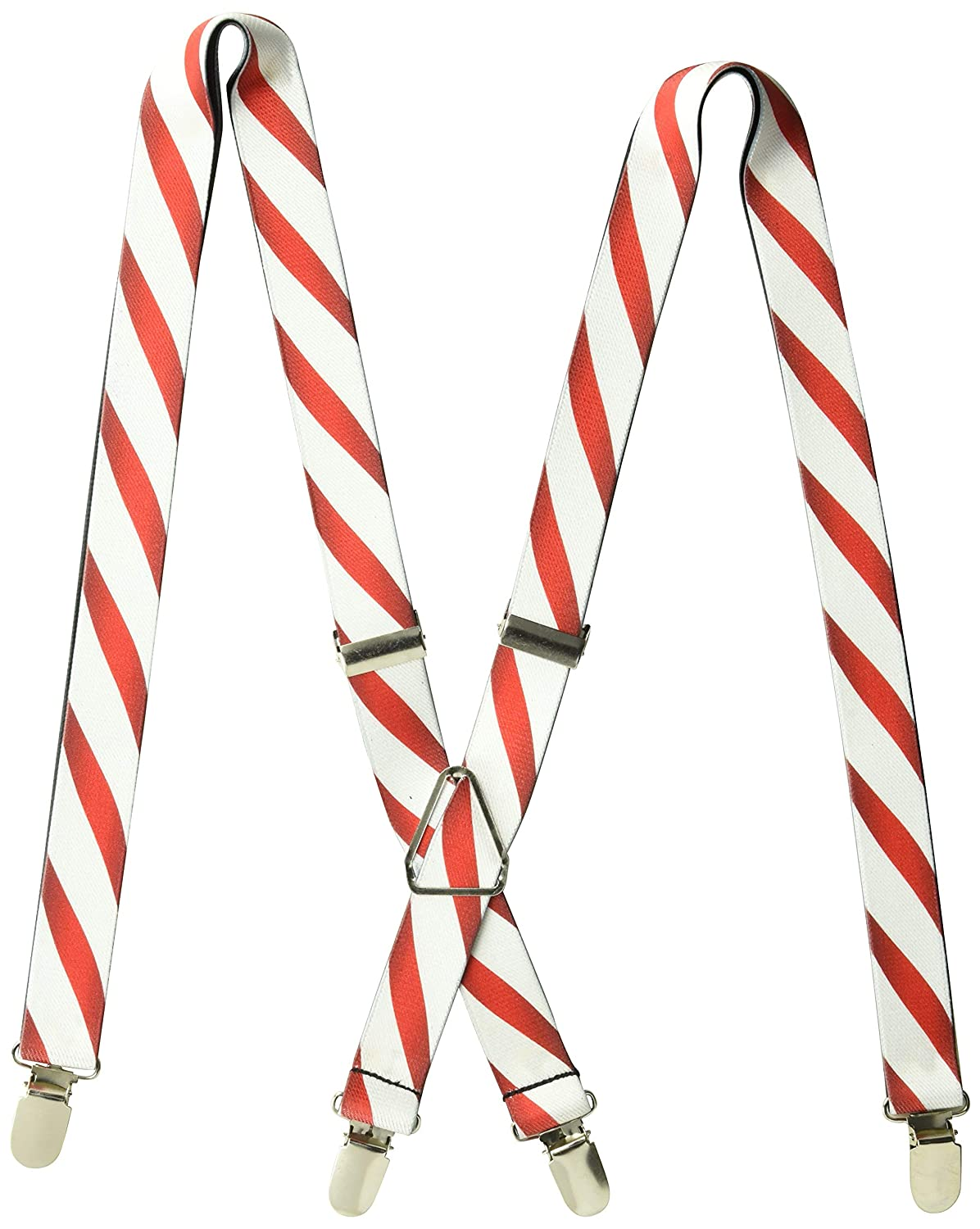 Buckle-Down Suspender - Candy Cane SP-W30334