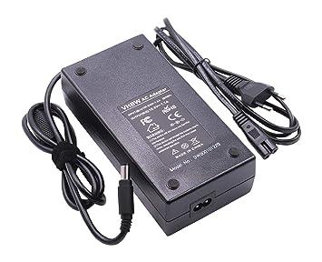 vhbw Cargador portátil 19.5V, 7.7A, 150W Compatible para ...