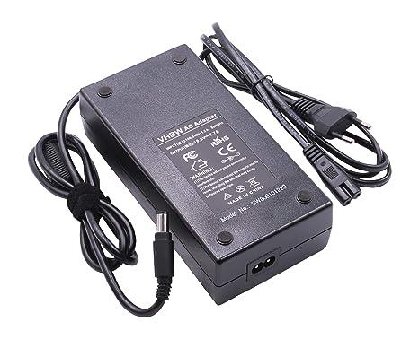 CARGADOR ORDENADOR PORTÁTIL 19.5V, 7.7A, 150W compatible con DELL D400, D410