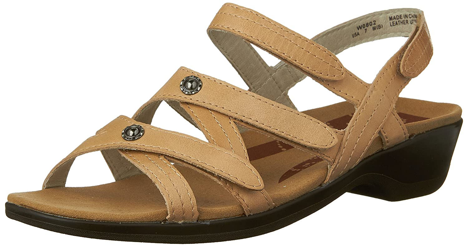 b654c6fbe01 Propet Women s Lizzette Slide Sandal Oyster 8 B(M) US  Buy Online at Low  Prices in India - Amazon.in