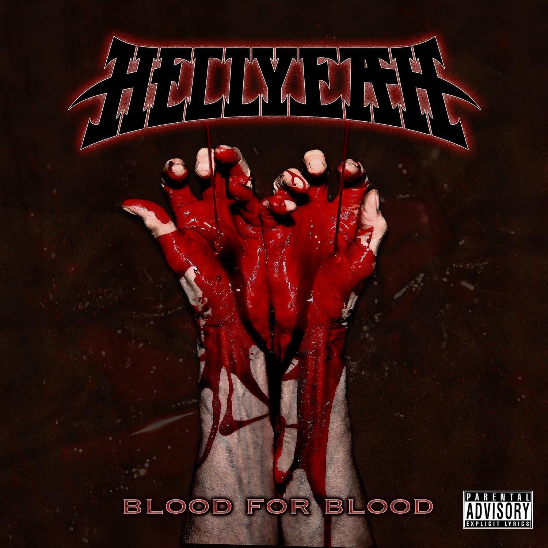 Blood For Blood (black vinyl)