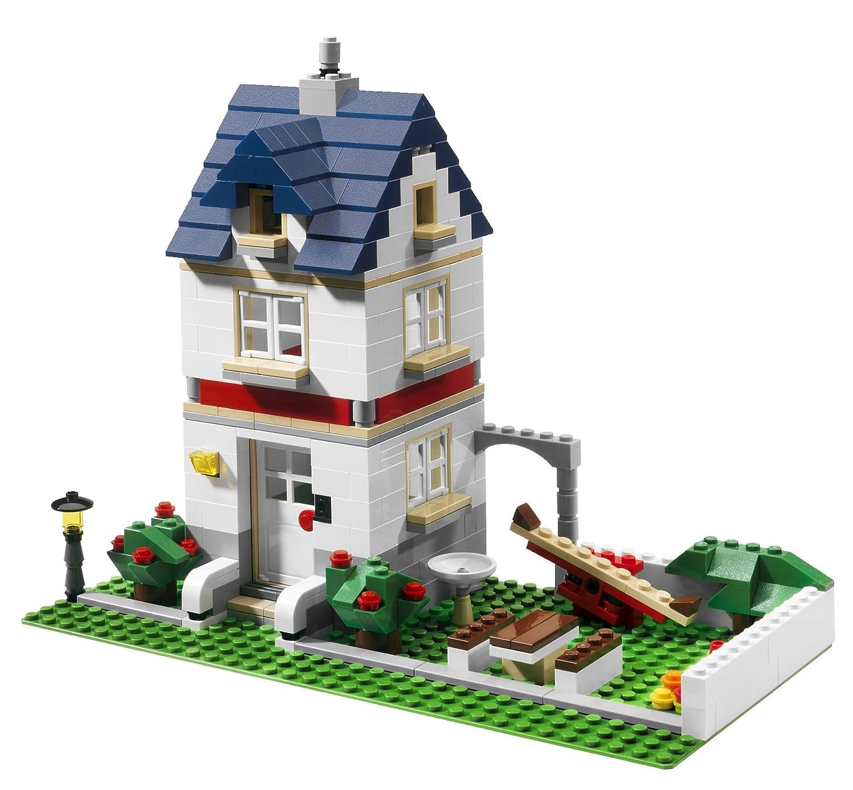 Lego Creator 5891 - Haus mit Garage: Amazon.de: Spielzeug