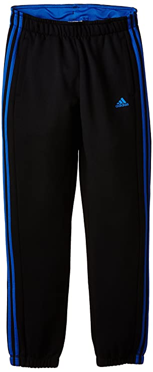 adidas Jungen Essentials 3S Brushed Hose