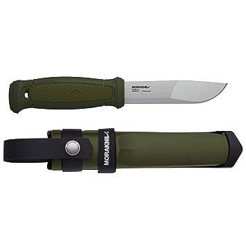 Mora FT01753 Cuchillo a Lama Fissa,Unisex - Adultos, Verde, un tamaño