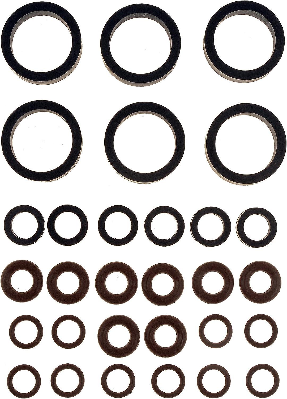 Dorman 90100 Fuel Injector O-Ring Assortment 30 Piece