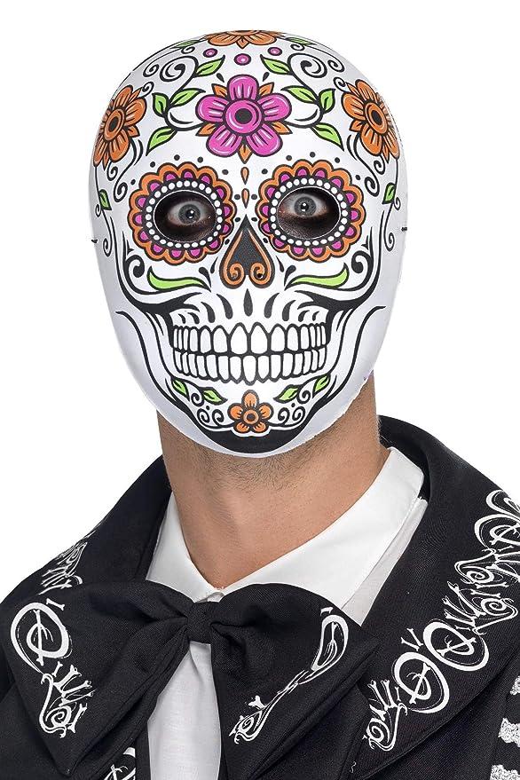 Smiffy/'s Day of the Dead Senor Bones Mexico Adult Mens Halloween Costume 43738